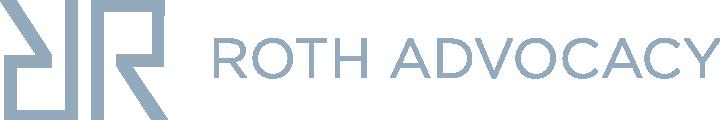 Roth Advocacy Logo